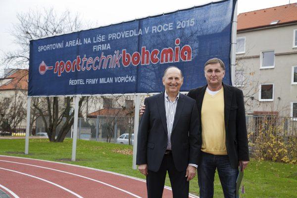 Sport-Technik Bohemia Milan Vopička