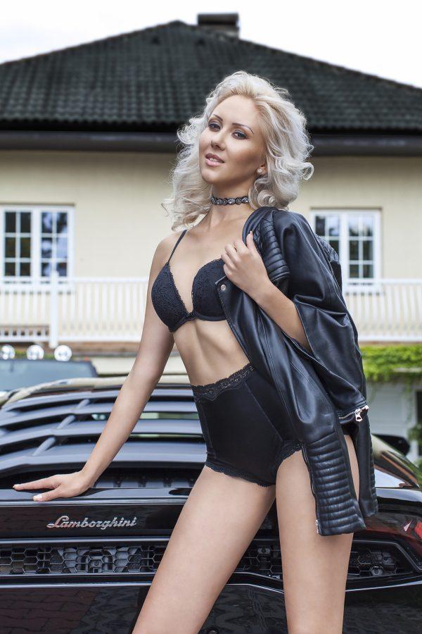 Daniela Smržová photography photographer styling Miss Erotika Erofest Prague Praha Czech model models calendar glamour nude lamborghini car Suanne Marty Miss Erotika Erofest