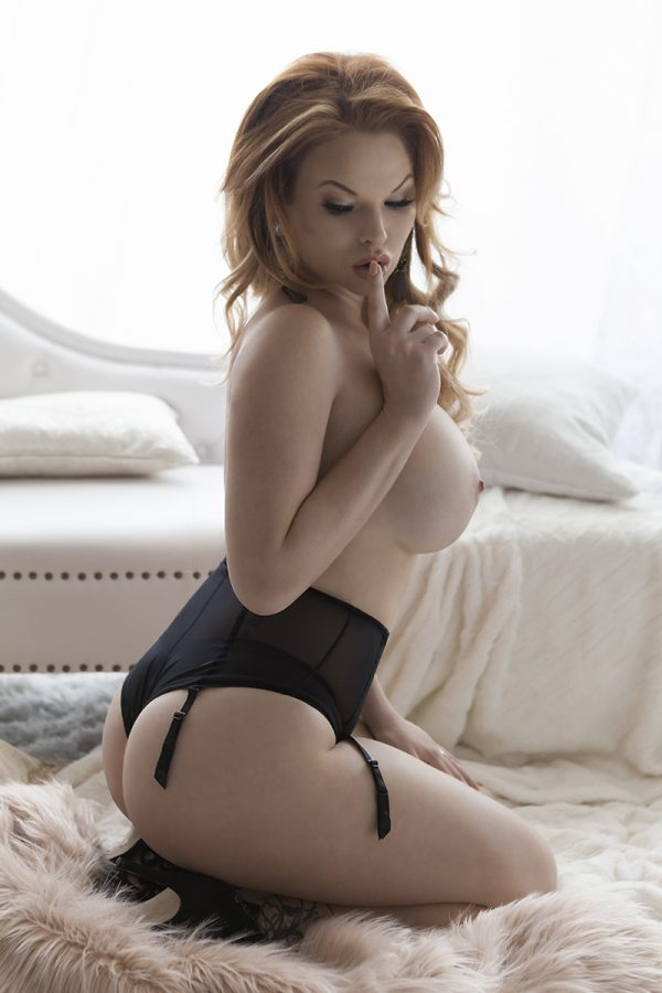 Tarra White glamour fotka