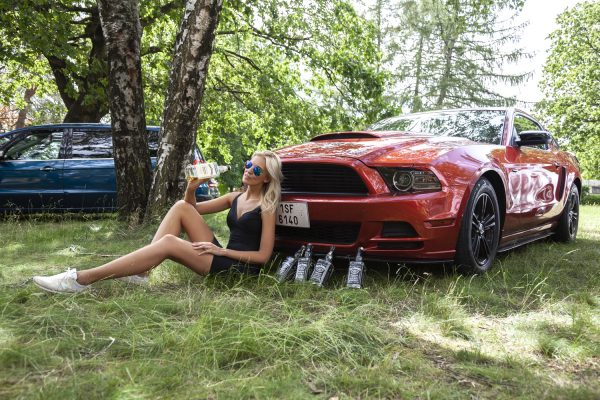 Ford TEAM sraz CZ/SK