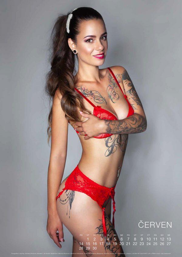 Miss Erotika 2020 Marie Kolářová